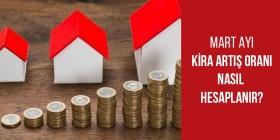 2018 Mart ayı kira artış oranları belli oldu!
