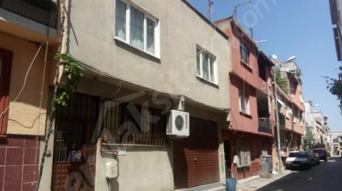 bursa yildirim ortabaglarda satilik 1 bodrum 1dükkan 1 daire 100 m2 müstakil ev uygun emlaktan